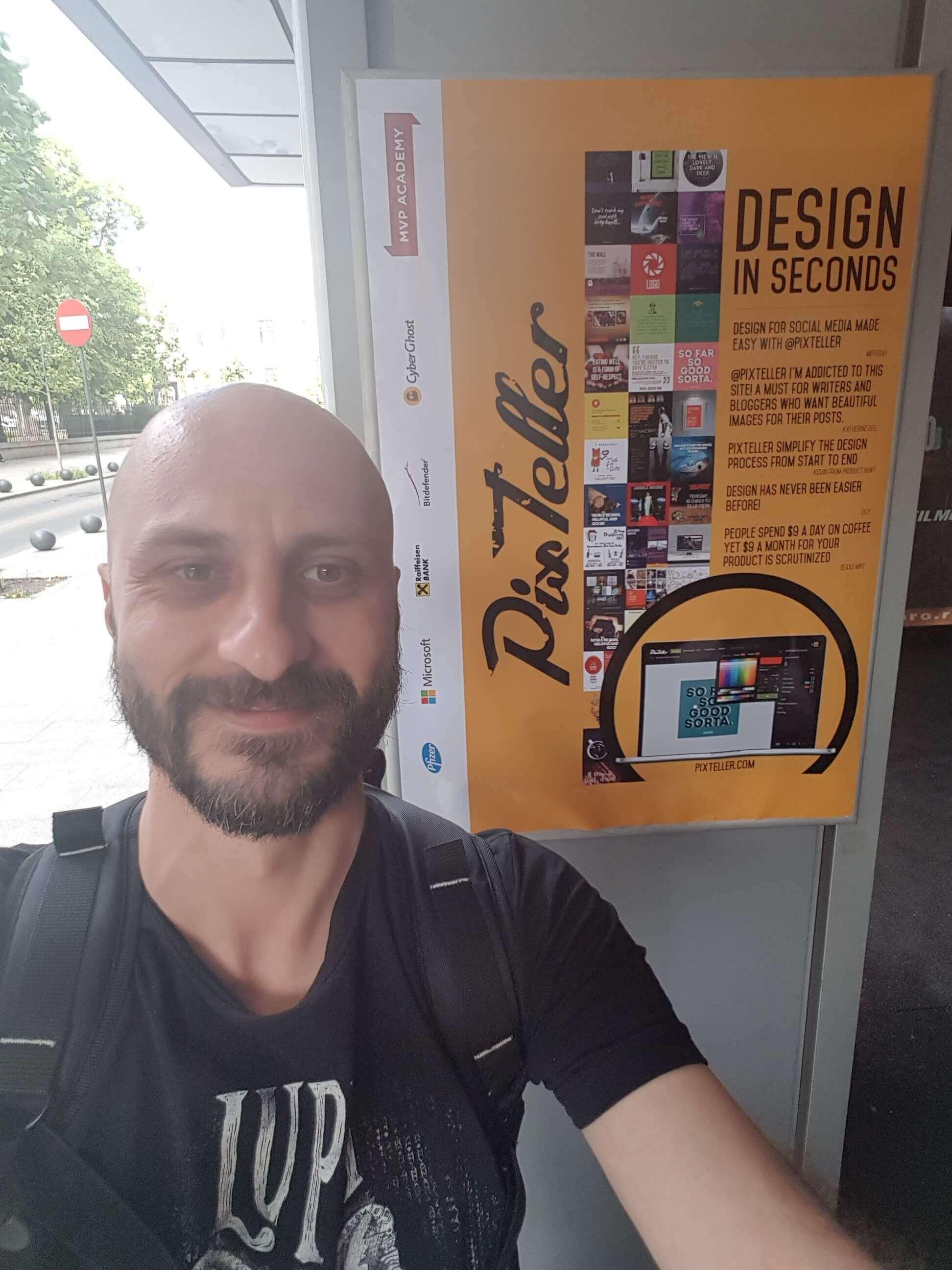 Alex - PixTeller Founder