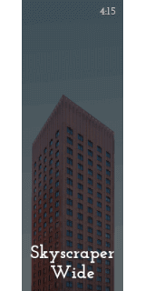 Skyscraper Wide