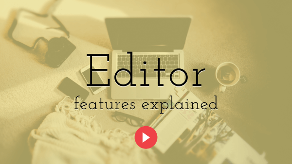 PixTeller Graphic Editor Features Explained - Video Tutorial