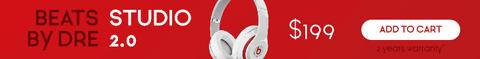 eCommerce Electronics Website Leaderboard Banner Design
