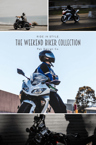 Ride in Style Photo Collage Poster Layout Easy to Customize