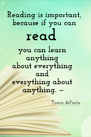 Best Quote Poster to Use for People who Love Books