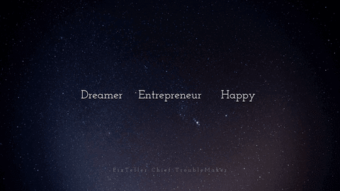 Motivational Desktop Wallpaper with Replaceble Photo and Text